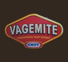Vagemite - Quiff by DocMiguel