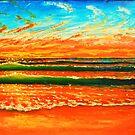 Kailua Beach Sunrise by jyruff