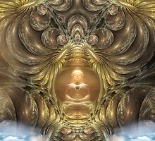 All That You Are by Craig Hitchens - Spiritual Digital Art