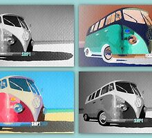 Volkswagen Classics by ©The Creative  Minds