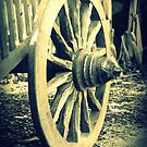 Wagon Wheel by KarenTregoning