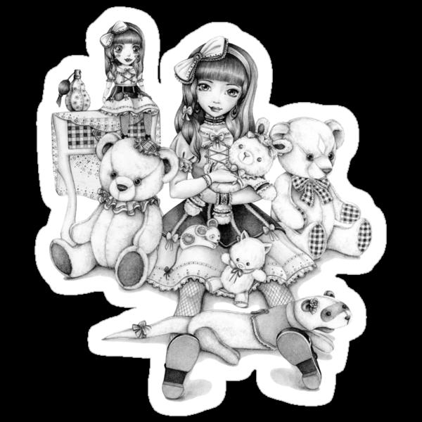 Lolita Boudoir by MissCake