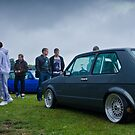 MK1 Golf VR6 On The Show Ground by Adam Kennedy