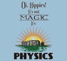 Oi, Hippies! by Iain Maynard