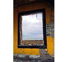Picture Window Photographic Print