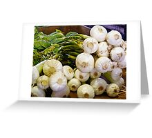 Know your Onions Greeting Card