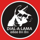 DIAL-A-LAMA by Robin Brown