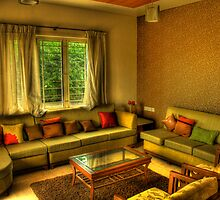 The Sitting Room by Charuhas  Images