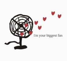 i'm your biggest fan by blomst