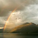 Kintail Rainbows by Stuart Blance