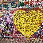 Jonnanova Zed (Jonh Lennon&#x27;s wall) by Manuel Gonalves