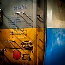Train by Laurent Hunziker