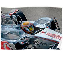 Formula 1  - Monza 2011 Poster