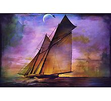 -America's Cup 1891 Photographic Print