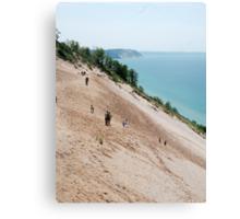 Long Slide Canvas Print