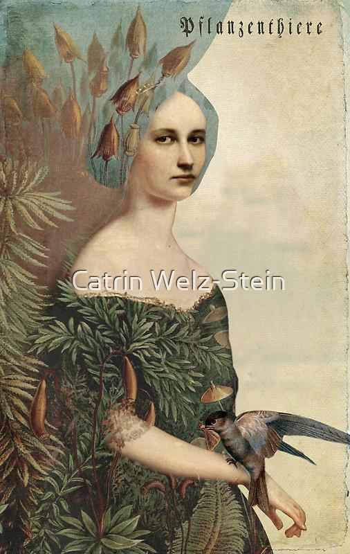 Pflanzenthiere by Catrin Welz-Stein