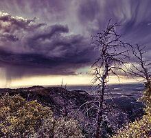 Mesa Verde Storm by RayDevlin