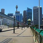Pyrmont Bridge, Sydney  by DashTravels