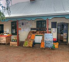 Fruit And Vegetable Store, Toodyay by HG. QualityPhotography