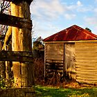 The Old Milk Shed_1 by onemistymoo