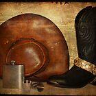 Western Style by Rozalia Toth