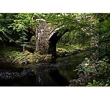 Holne Bridge Photographic Print