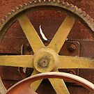 Rusting Wheels by MaluMoraza
