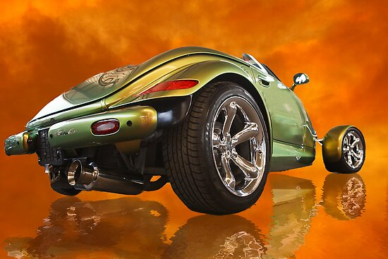 Plymouth Prowler by Delfino