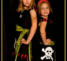 Two Pirates by Warren. A. Williams