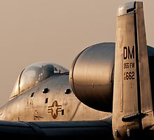 Sunset on the Ramp by gfydad