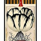 Dada Tarot- Ace of Cups by Peter Simpson