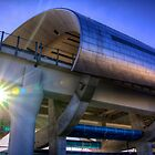 A New Landmark - Miami Central Station by njordphoto