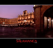 Salamanca Plaza Mayor by evvy