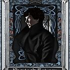 Sherlock Art Nouveau by nero749