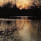 sinking sun by Tibbs