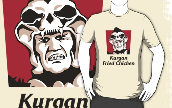 Kurgan Fried Chicken by DoodleDojo