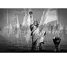 9-11  Photographic Print