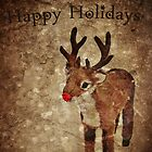 Happy Holidays (Rudy Version) by Denise Abé