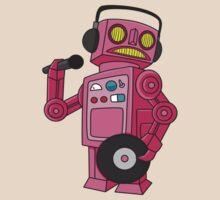 hey robot dj by ConceptStore