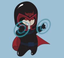 baby magneto (from x-men) Kids Clothes