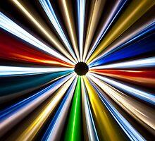 Colorful Eclipse 1 by Alexandr Gnezdilov