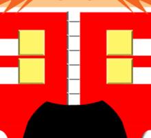 Dr. Droidbotnik Sticker