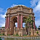 San Francisco - The Palace of Fine Arts Theatre- HDR by Rosestone