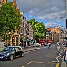 Kensington, England Forever Noisy - HDR by Rosestone