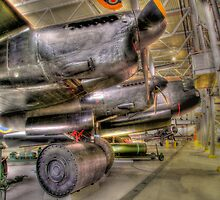 The Avro Lancaster - Through The Lens by Colin J Williams Photography