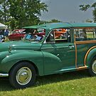 1970 Morris Minor 1000 - Traveler by Mike Capone