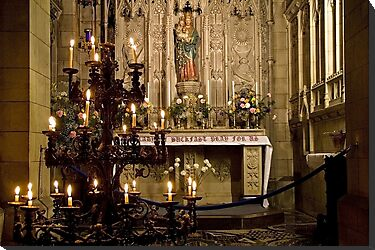 Lady Chapel by Country  Pursuits