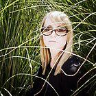 Grass Strokes by albino