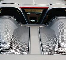 Porsche Carrera GT - Lungs? by Daniel  Oyvetsky