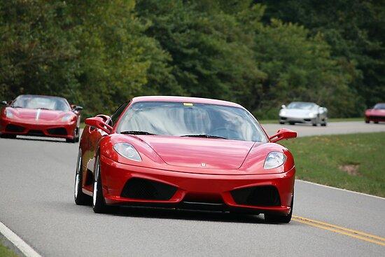 Ferrari F430 Coupe  by Daniel  Oyvetsky
